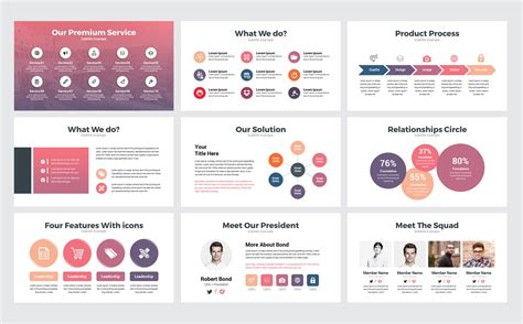 canva business  powerpoint template