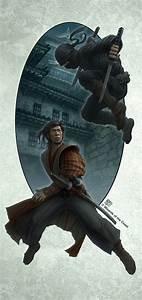 Ninja Assassin by kerembeyit on DeviantArt