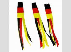 German Flag Windsocks
