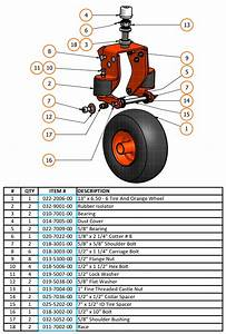 2007 Diesel Front Wheel Suspension Parts And Schematic