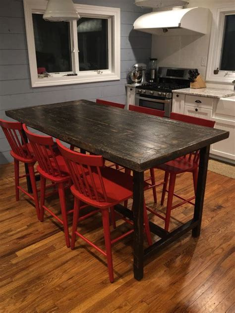 small kitchen island table 17 best ideas about breakfast bar table on 5476