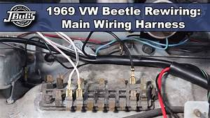 72 Super Beetle Fuse Block Wiring Diagram