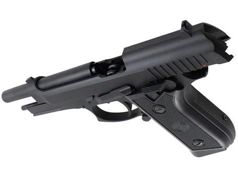 KWC PT92 Gas Blowback Airsoft Pistol   ReplicaAirguns.us