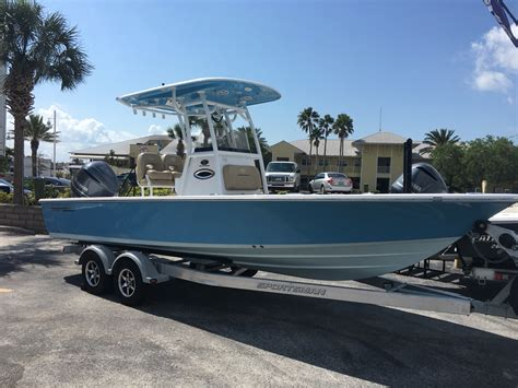 Sportsman Boats Reviews 2017 by 2017 Sportsman 247 Masters Sarasota Florida Boats