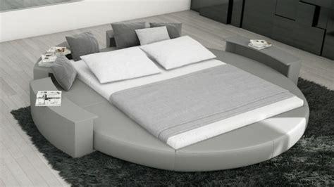 chambre a coucher avec lit rond les nouvelles tendances pour les chambres à coucher du