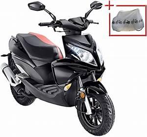 Motorroller 50 Ccm : gt union motorroller force 50 ccm online kaufen otto ~ Kayakingforconservation.com Haus und Dekorationen