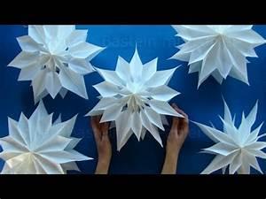 Sterne Aus Butterbrottüten Basteln : sterne basteln mit papier butterbrott ten zu weihnachten einfache diy weihnachtssterne falten deko ~ Watch28wear.com Haus und Dekorationen