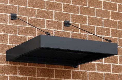 black metal awning cable google search metal awning metal canopy canopy lights
