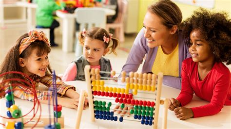 high quality early care  education helps build