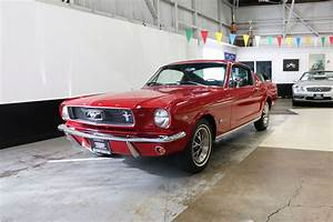 1966 Ford mustang fastback for sale in california