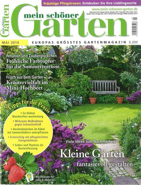 Mein Schöner Garten by Mein Sch 246 Ner Garten Haus Garten Zeitschriften