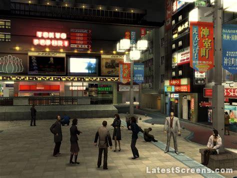 All Yakuza 2 Screenshots For Playstation 2, Playstation 4