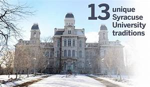 13 unique traditions that make Syracuse University great ...