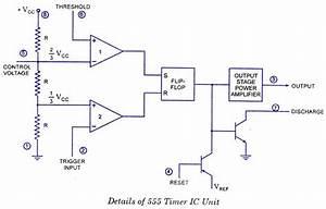 555 Timer Ic Working Principle