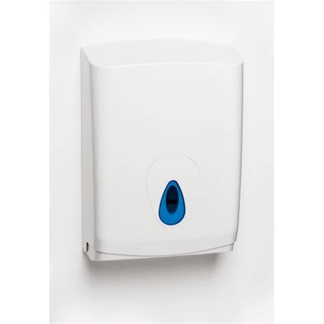 large multifold paper towel dispenser personalised