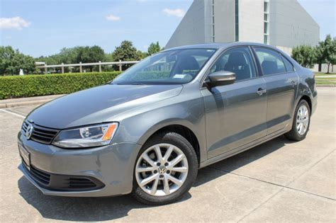 Vw 2012 Jetta by 2012 Used Volkswagen Jetta Sedan 4dr Automatic Se At