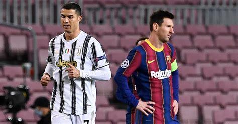 Barcelona vs Juventus Messi Cristiano Ronaldo en vivo ...