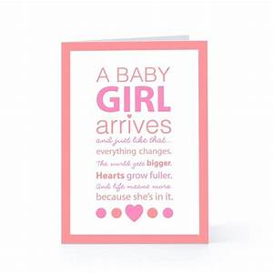 Baby Shower Quotes For Girl Beautiful Ba Shower Quotes For ...