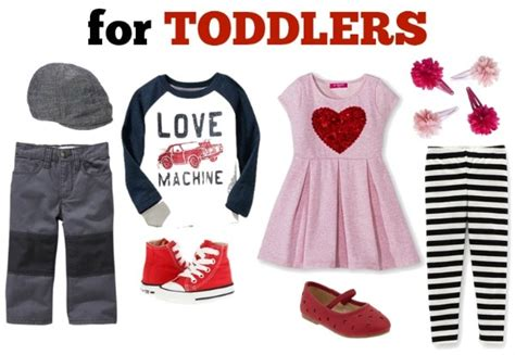 Adorable Valentineu0026#39;s Day Outfits for Kids of All Ages - thegoodstuff