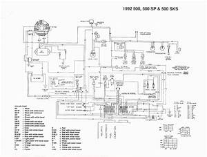Voltage Regulator Wiring Diagram Polaris Rmk 800