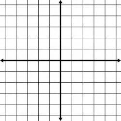 coordinate grids printable blank coordinate grid with grid lines shown clipart etc