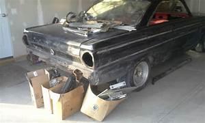 1964 Ford Falcon Futura And Parts Gasser