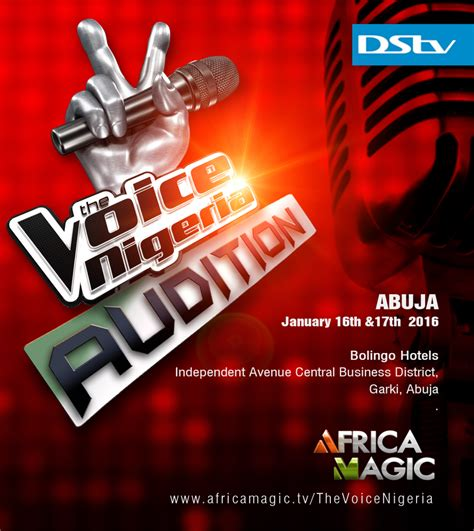 Check out her incredible journey from the 'blind auditions' till her. The Voice Nigeria Auditions Coming to your Neighborhood Soon! - BellaNaija