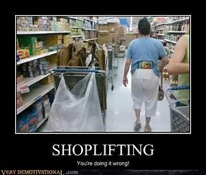 BUSTED! Shoplifting Fails [Gallery]--- Really?!!!   WOW ...