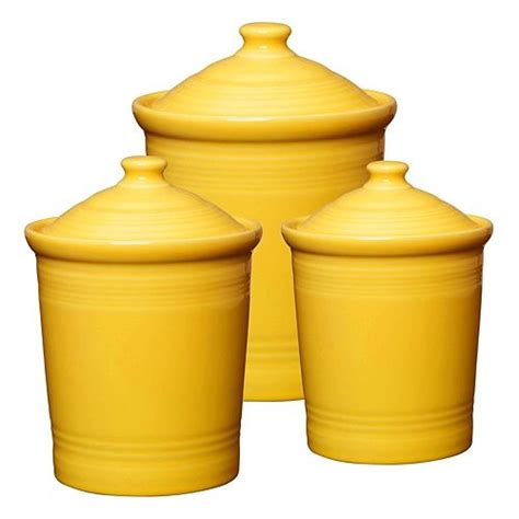 199 Best Fiesta®  Homer Laughlin China Canisters, Jam