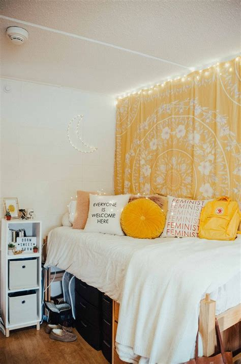 image result  yellow dorm dorm room inspiration dorm