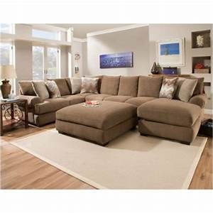 Corinthian wynn sectional model secwynn need to buy for Reclining sectional sofa with ottoman