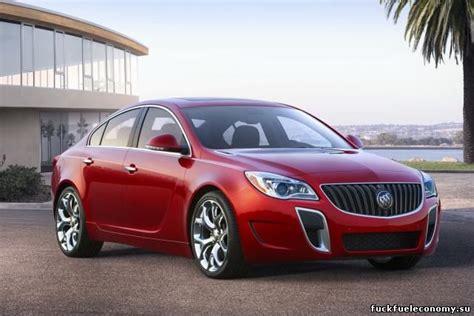 Buick Regal Fuel Economy by американские автомобили Buick