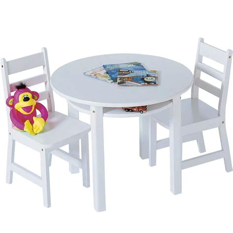 childrens table and chair set animal print