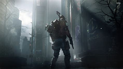bureau gaming 2016 tom clancys the division wallpapers hd wallpapers