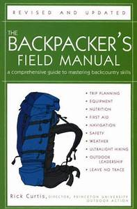 Book Review  The Backpacker U0026 39 S Field Manual