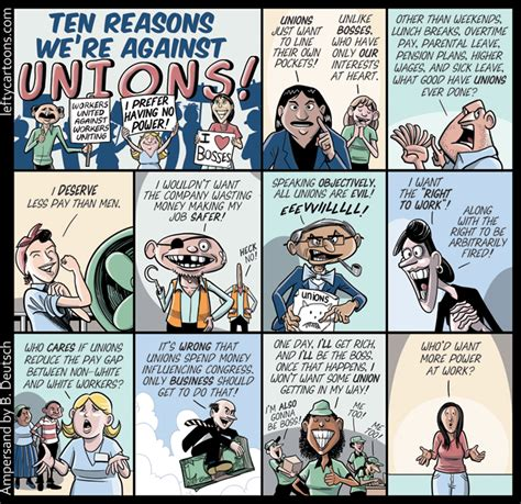reasons  labor unions matter everyday feminism