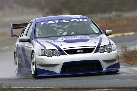 ford ba falcon  supercar images specifications