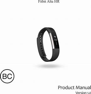 Fitbit Fb408 Wireless Fitness Tracker User Manual 3