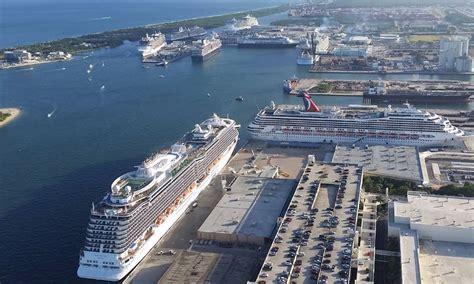 Fort Lauderdale (Port Everglades, Florida) cruise port