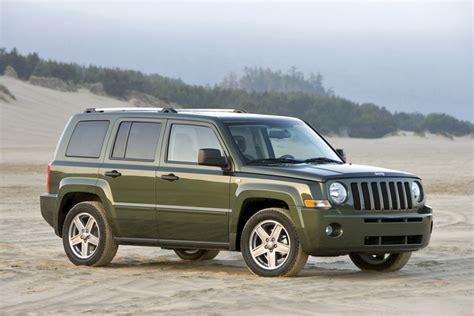 2008 Jeep Patriot Limited 4x4 Exterior Photos