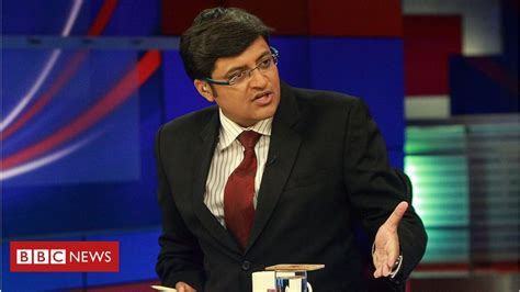 Arnab Goswami: India's most loved and loathed TV anchor ...