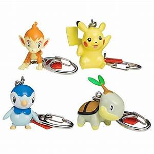 Pokemon Series 15 Keychain Figure Set