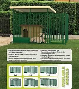 Chenil Extérieur Pour Chien : chenil modulable dog pen chenil pour chien ~ Melissatoandfro.com Idées de Décoration