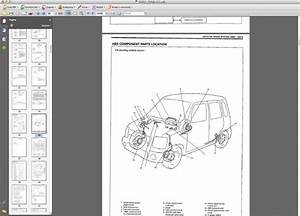 Suzuki Wagon R  93  08 Manuale Officina Workshop Manual