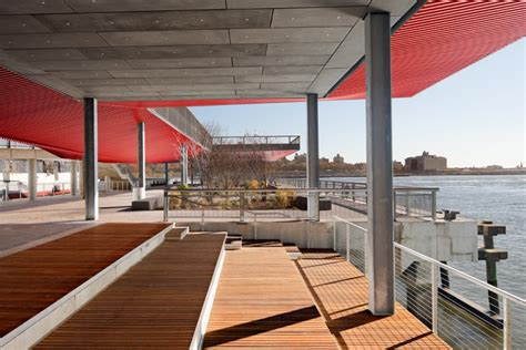 Pier Street Medical by Pier 15 At South Street Seaport Turner Construction Company