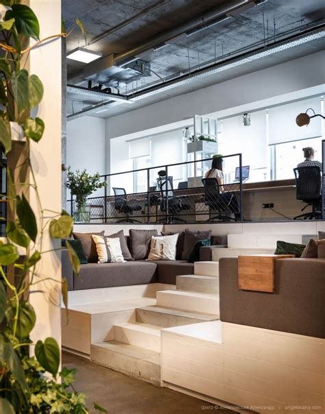 Office Interior Design by These Interior Designers Completed Their Own Office