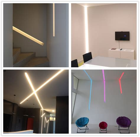 Led Streifen Decke by High Lumen Led Linear Aluminium Recessed Led Light