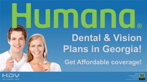 georgia dental insurance humana  dental  vision