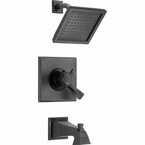 Delta Dryden 1 Handle Tub And Shower Faucet Trim Kit In