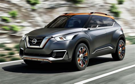 nissan kicks side high resolution images autoweikcom